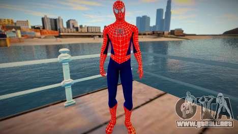 Spiderman 2007 (Red) para GTA San Andreas