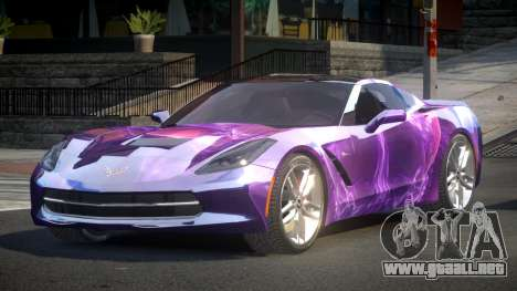Chevrolet Corvette BS Z51 S4 para GTA 4