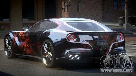 Ferrari F12 BS Berlinetta S10 para GTA 4