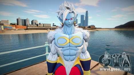 Mira Final from Dragon Ball Xenoverse 2 para GTA San Andreas