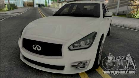 Infiniti Q70 Hybrid para GTA San Andreas