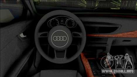 Audi A7 2010 para GTA San Andreas