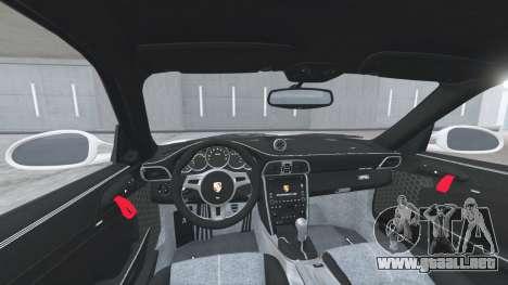 Porsche 911 GT3 RS 4.0 (997) 2011〡add-on v2.0