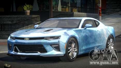 Chevrolet Camaro GS-R S2 para GTA 4