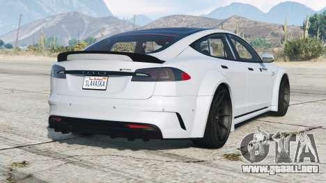 Tesla Model S P100D Diseño previo 〡add-on v1.1