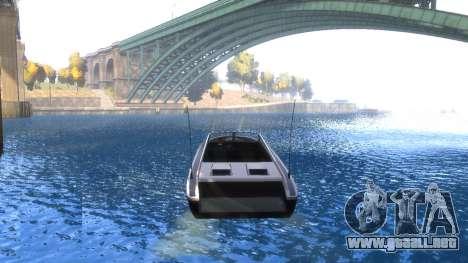 Clean Water para GTA 4