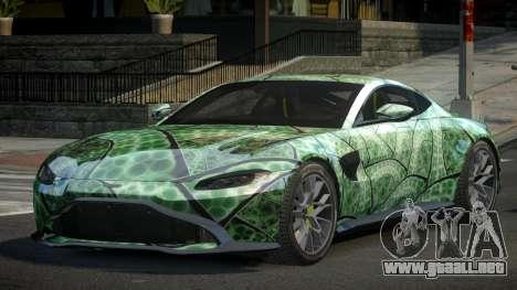 Aston Martin Vantage GS AMR S9 para GTA 4