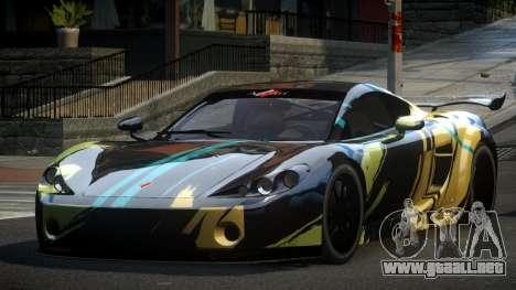 Ascari A10 BS-U S3 para GTA 4