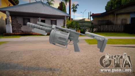 Grenade Launder para GTA San Andreas