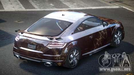 Audi TT U-Style S2 para GTA 4