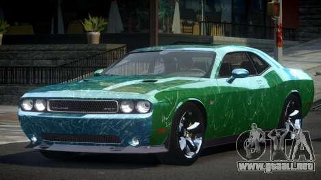 Dodge Challenger SP 392 S10 para GTA 4