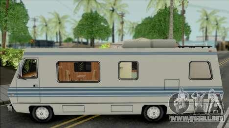 Sunraider para GTA San Andreas