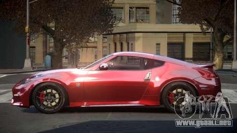 Nissan 370Z GS-R para GTA 4