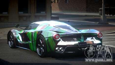 Ferrari LaFerrari US S8 para GTA 4