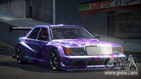 Mercedes-Benz 190E GST-U S6 para GTA 4