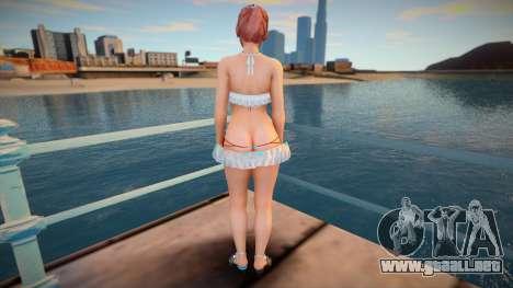 Honoka Misty Lily para GTA San Andreas