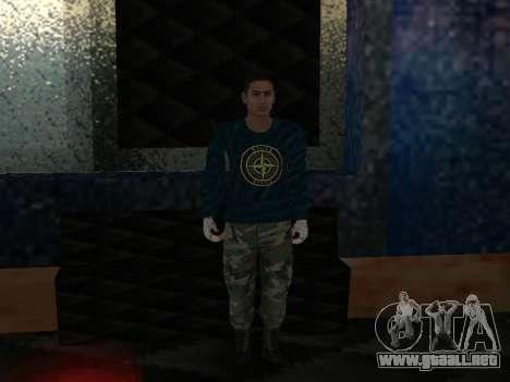 Krapovik para GTA San Andreas