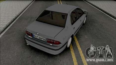 Ikco Samand LX EF7 para GTA San Andreas