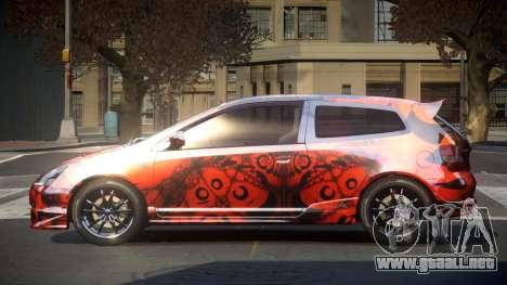 Honda Civic U-Style S5 para GTA 4
