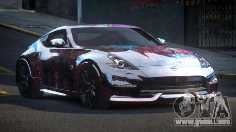 Nissan 370Z GS-R S1 para GTA 4