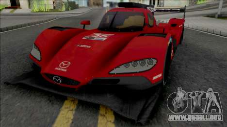 Mazda RT24-P 2018 para GTA San Andreas