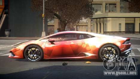 Lamborghini Huracan LP610 S10 para GTA 4