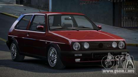 Volkswagen Golf SP-U para GTA 4