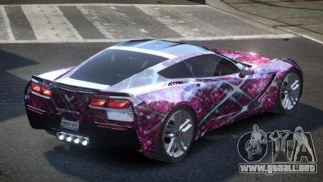 Chevrolet Corvette BS Z51 S6 para GTA 4