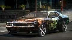 Dodge Challenger SRT GS-U S4 para GTA 4