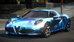 Alfa Romeo 4C U-Style S10 para GTA 4