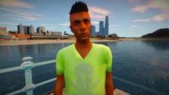 Hipster 1 from GTA V para GTA San Andreas