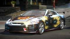 Nissan GT-R GS-S S9 para GTA 4