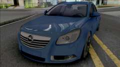 Opel Insignia Wagon Blue