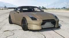Nissan GT-R Ben Sopra (R35) 2012〡add-on para GTA 5
