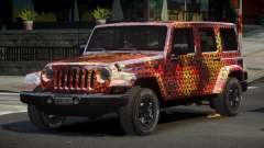 Jeep Wrangler PSI-U S8 para GTA 4