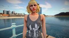 Blond beauty from GTA Online para GTA San Andreas