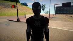 Spider Armor Mk.I (Black) para GTA San Andreas