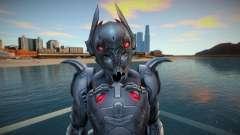 Kamen Rider Dragon Knight Xaviax para GTA San Andreas