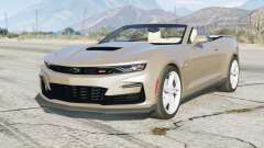 Chevrolet Camaro SS Convertible 2020〡add-on para GTA 5
