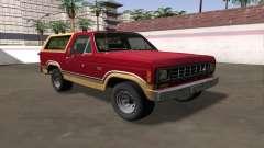 Ford Bronco XLT 1982