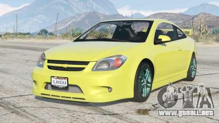 Chevrolet Cobalt SS coupe 2009 v0.3 para GTA 5