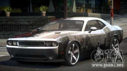 Dodge Challenger SRT GS-U S2 para GTA 4