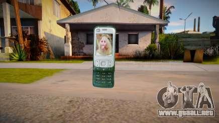 Nokia 6110 navigator para GTA San Andreas