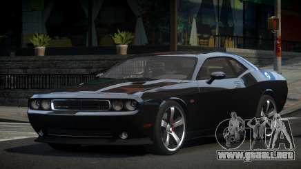 Dodge Challenger SRT GS-U para GTA 4