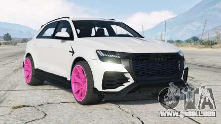 Audi RS Q8 Mansory 2020〡add-on para GTA 5