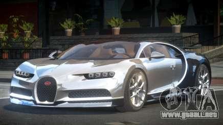 Bugatti Chiron BS-R para GTA 4