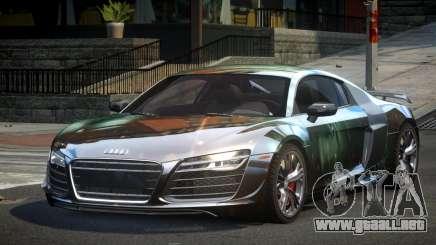 Audi R8 ERS S6 para GTA 4