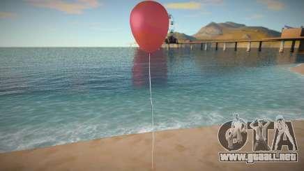 Una bola de la película Ono para GTA San Andreas