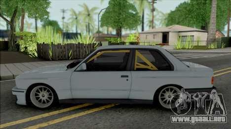 BMW M3 E30 S58 3.0 Swap para GTA San Andreas