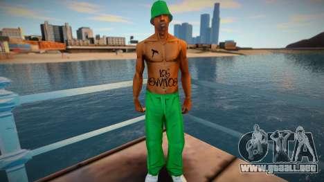 New Bmydj skin para GTA San Andreas